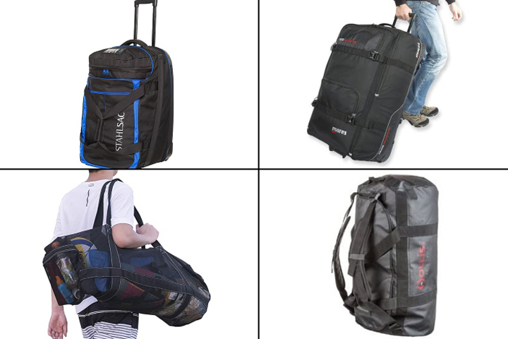 Best Dive Bags To Buy