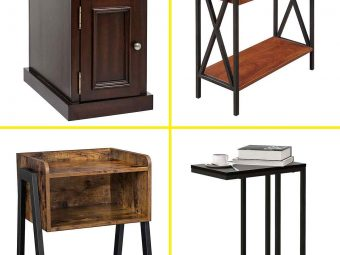 11 Best End Tables To Buy In 2021
