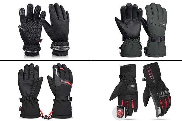 Best Snowmobile Gloves