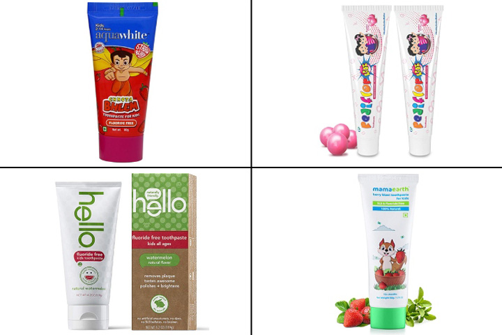 Best Toothpastes For Kids
