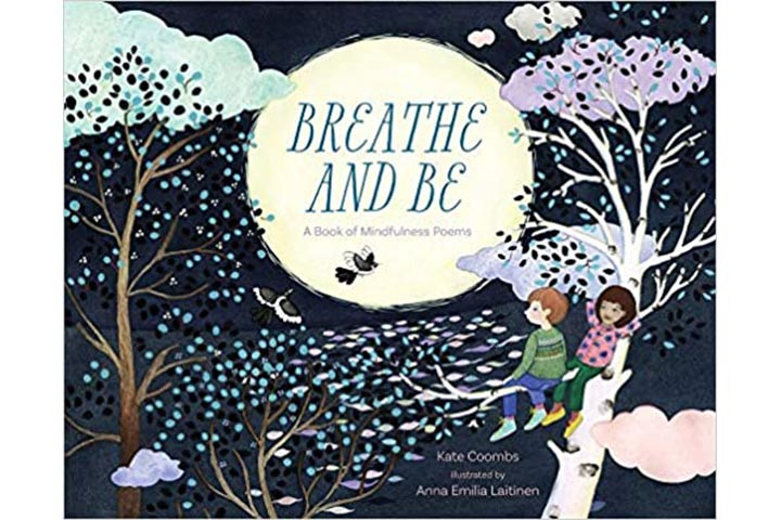 Breathe And Be A Book