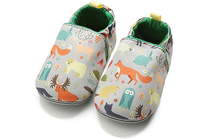COSANKIM Infant Baby Boys Girls Non-Skid Sneaker
