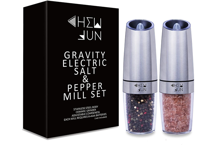 Chew Fun Gravity Electric Salt