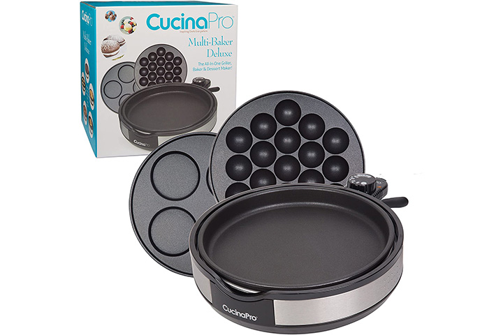 CucinaPro Multi Baker Deluxe