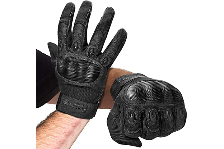 Free too Knuckle Tactical Gloves for Men