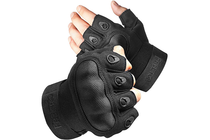 Freetoo Military Airsoft Tactical Gloves For Men