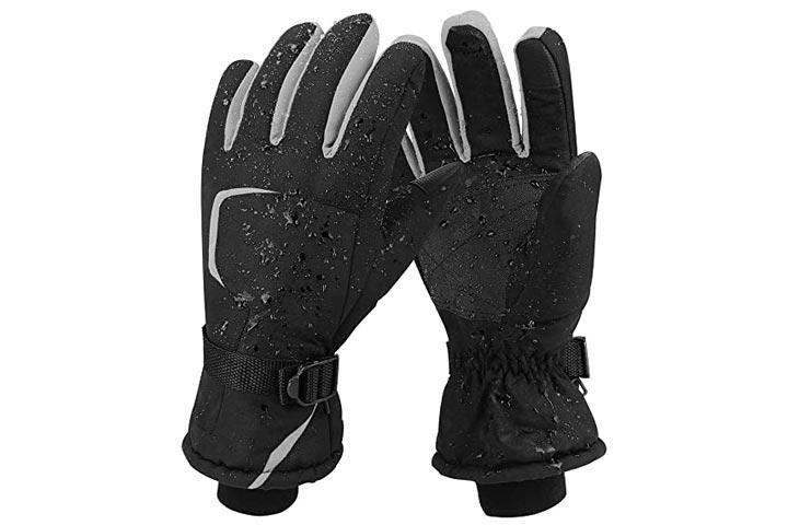 Keegud Ski Gloves
