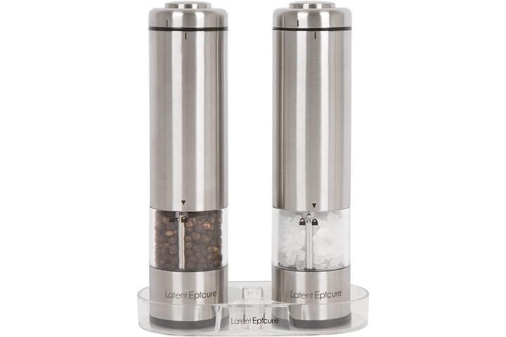 Latent Epicure Salt & Pepper Mill Set