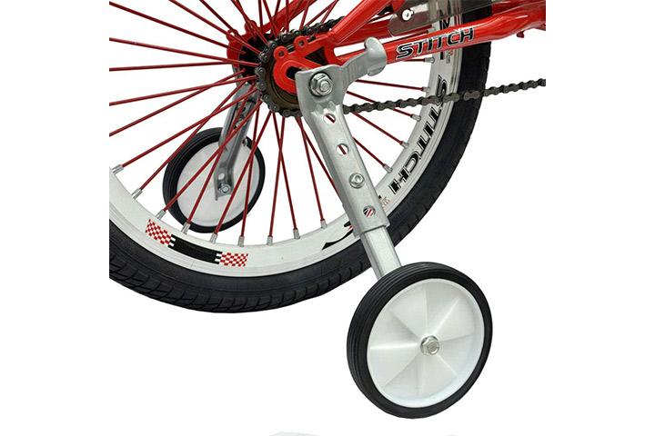 Little World Bicycle Training Wheels