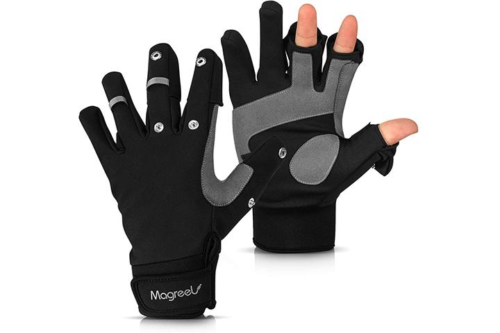 Magreel Fishing Gloves