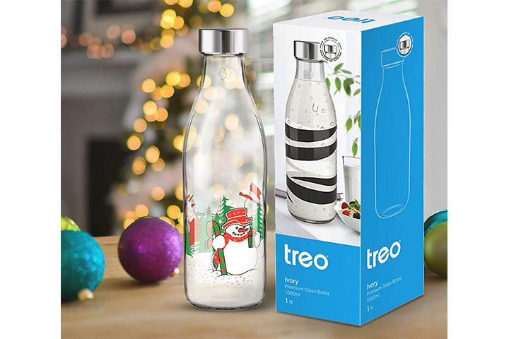 Milton Treo Ivory Premium Glass Bottle