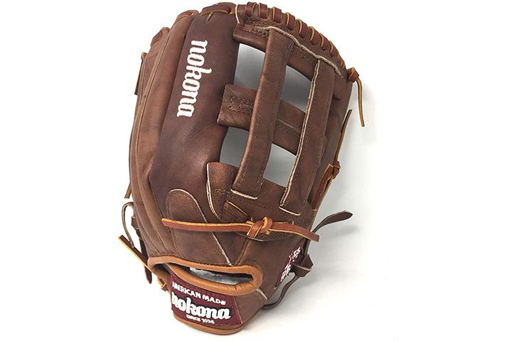 Nokona Classic Walnut Baseball Glove
