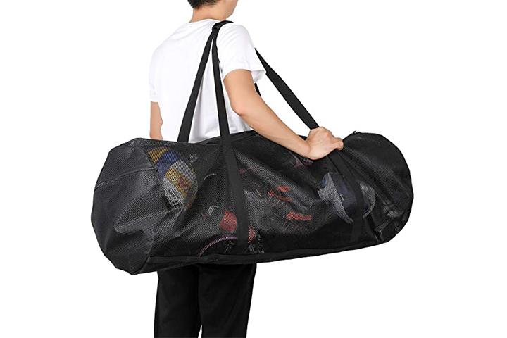 Oumers Mesh Dive Bag