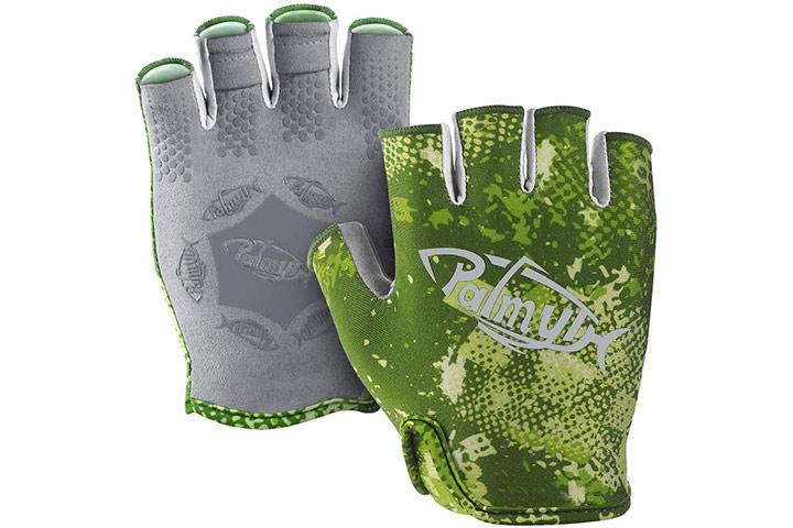 Palmyth Stubby Sun Protection Fingerless Gloves