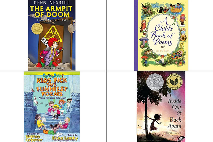 Poetry Books To Buy For Kids