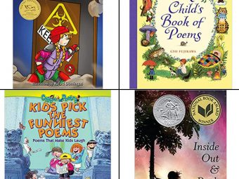 25 Best Poetry Books To Buy For Kids In 2021