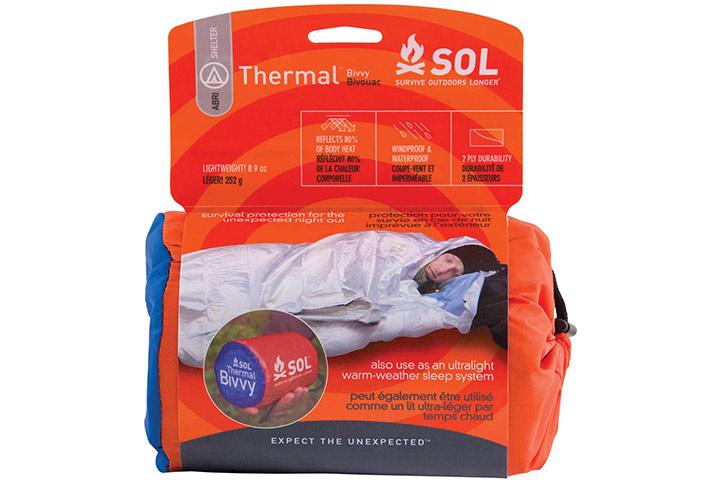 S.O.L. Survive Outdoors Longer Escape Bivy Bag