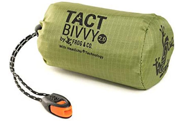 Survival Frog Tact Bivvy Emergency Sleeping Bag