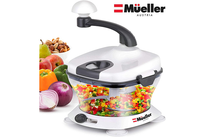 The Mueller Ultra Chef Food Chopper