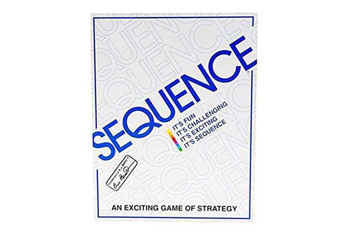 Tickles Sequence Card Game
