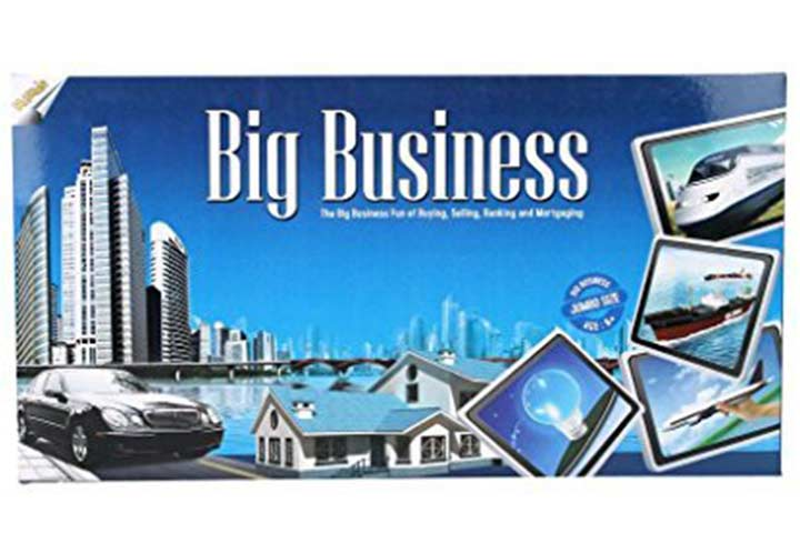 Toyztrend Big Business Board Game