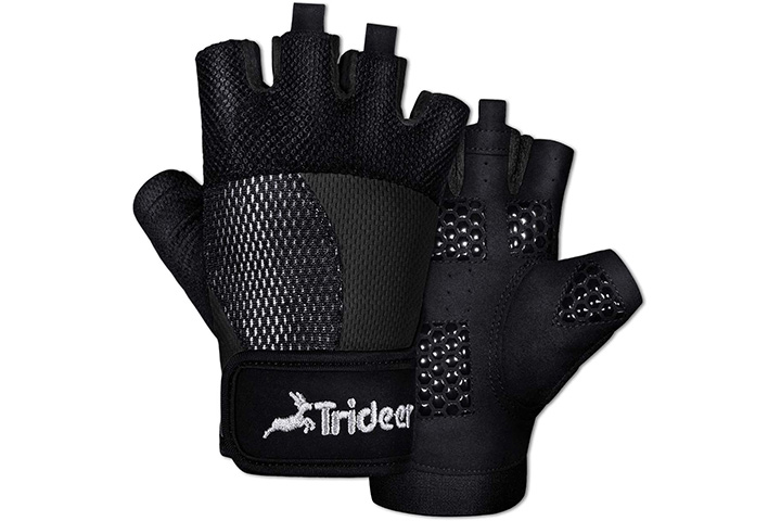 Trideer Breathable Workout Gloves Women