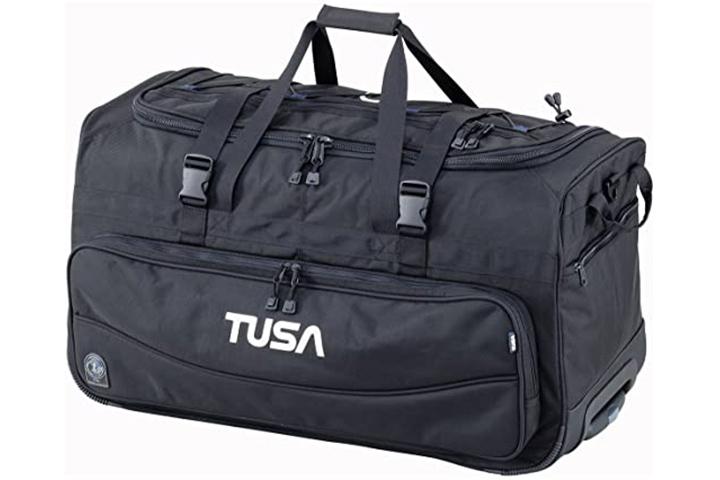 Tusa Dive Gear Roller Duffle Bag