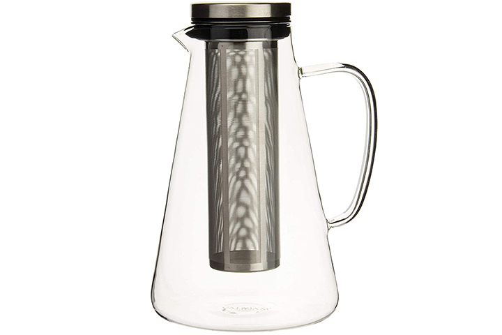 VADHAM Iced Tea Pitcher and Maker