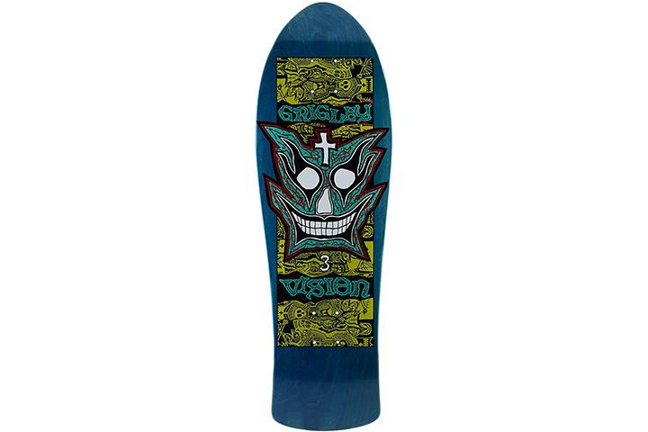 Vision Grigley III Reissue Skateboard Deck