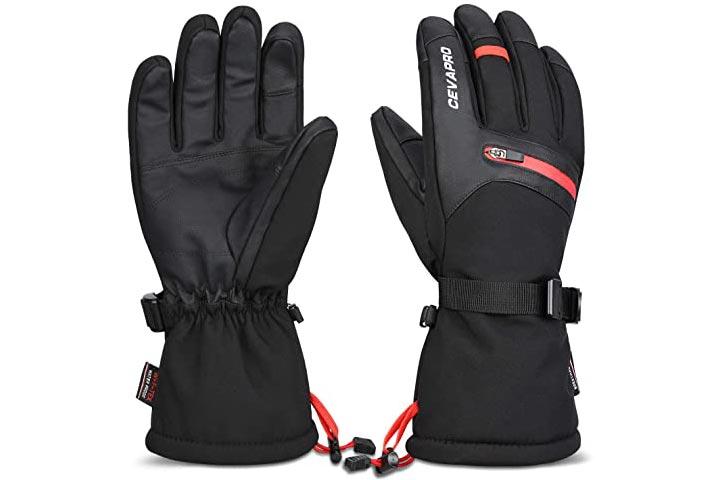 Yobenki Ski Gloves