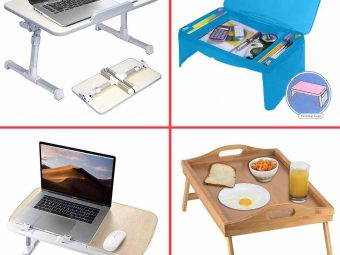 11 Best Bed Tray Tables To Buy In 2021