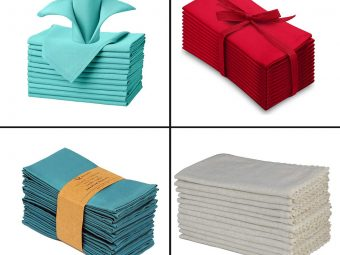 11 Best Cloth Napkins To Buy In 2021