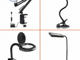 11 Best Magnifying Lamps In 2021