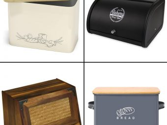15 Best Bread Boxes To Buy In 2021