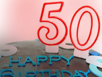 151+ Best 50th Birthday Wishes, Messages, And Quotes