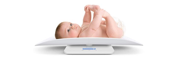 AccuMed Digital Baby Scale