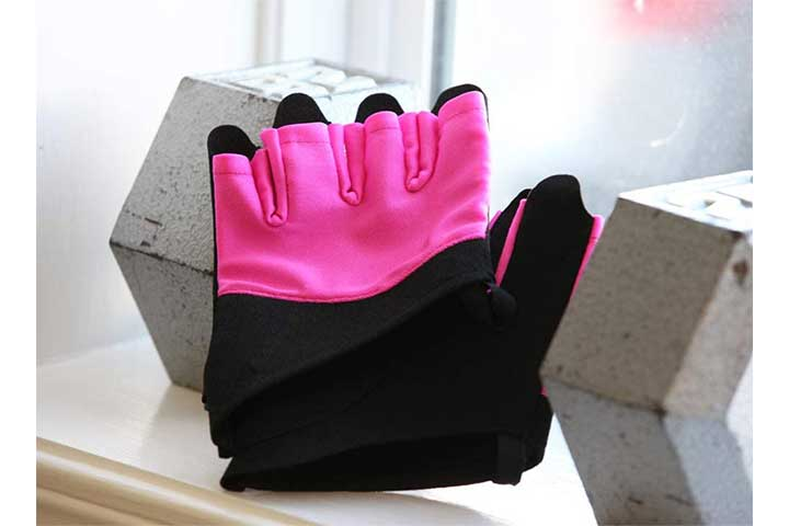 Anvil Fitness Weight Lifting Gloves