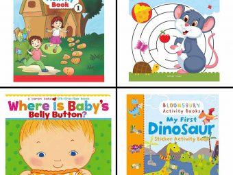 3 साल के बच्चों के लिए 10 सबसे अच्छी एक्टिविटी बुक्स   Best Activity Books To Buy For 3 Year Kid In India