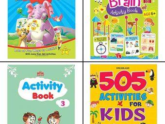 6 साल के बच्चों के लिए 10 सबसे अच्छी एक्टिविटी बुक्स    Best Activity Books To Buy For 6 Year Kid In India