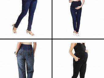प्रेगनेंसी के लिए 7 बेस्ट मैटरनिटी जीन्स | Best Maternity Jeans For Pregnant Women In India