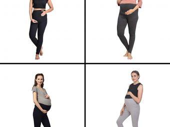 प्रेगनेंसी के लिए 7 बेस्ट मैटरनिटी लेगिंग्स   Best Maternity Leggings For Women In India