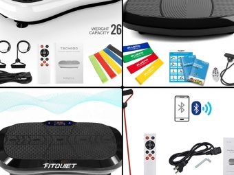 11 Best Vibration Plates To Buy In 2021