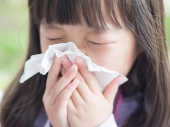 Cold In Children: Symptoms, Treatment And Home Remedies