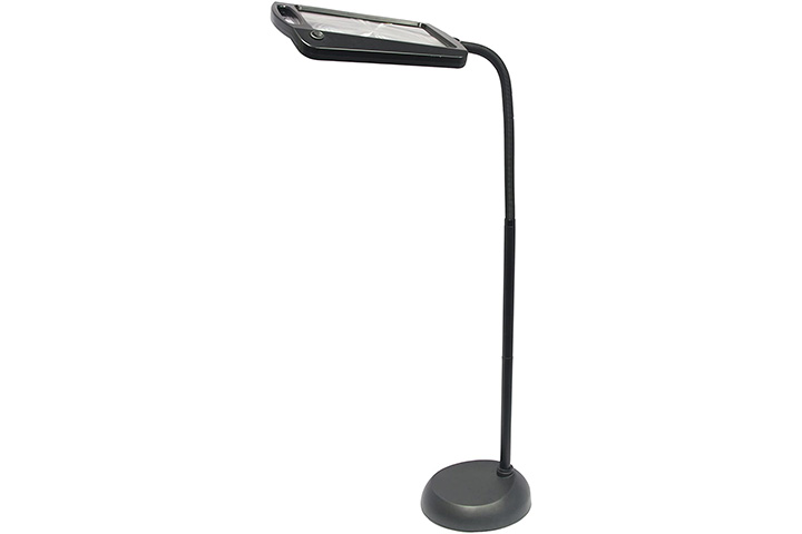 Daylight24 402039-04 Magnifying Floor Lamp