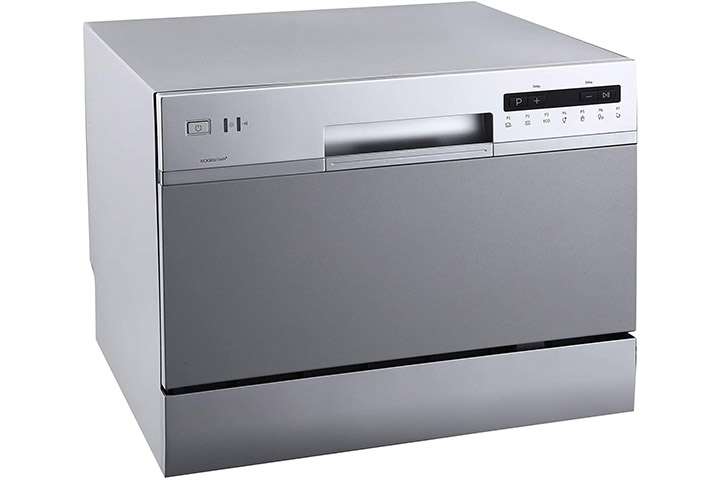 EdgeStar DWP62SV Portable Countertop Dishwasher