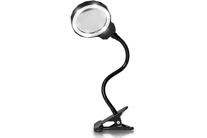 Fancii Daylight LED Magnifying Lamp