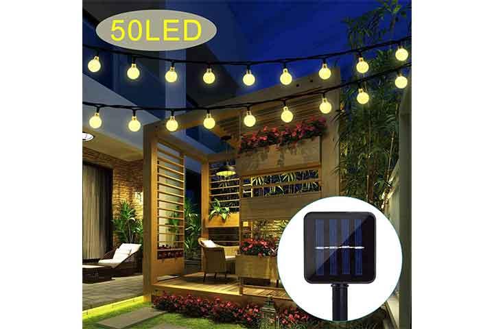 Garden Solar Lights by Upoom