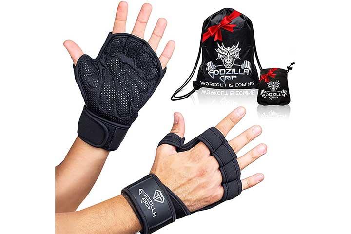 Godzilla Grip Fitness Gloves