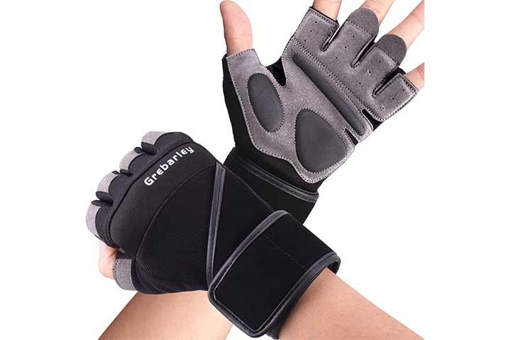 Grebarley Workout Gloves