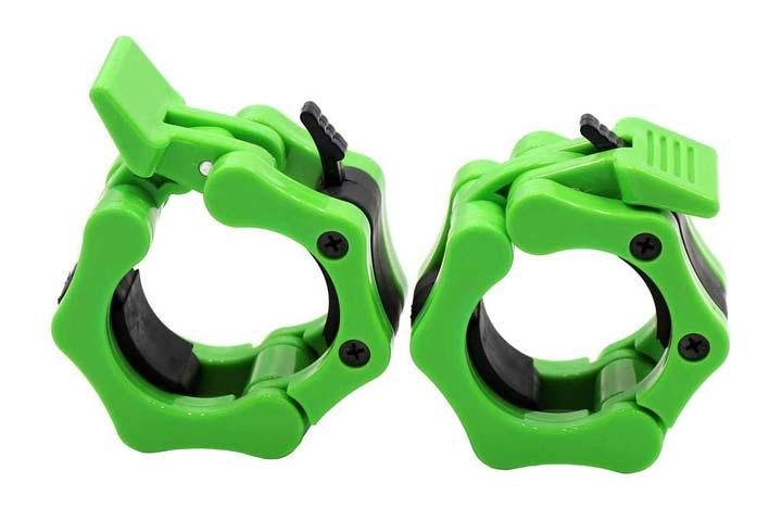 Greententljs 2-Inch Barbell Collars